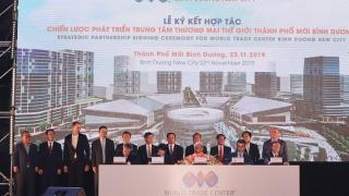 Bình Dương - Trung tâm Thương mại Thế giới gia nhập WTCA