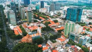 Giá đất Quận 1 (Tp.HCM) lên tới cả tỷ đồng mỗi m2 mà không có mua