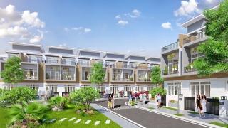 Mở bán dự án Trần Anh Riverside, nhà phố biệt thự kiến trúc chuẩn