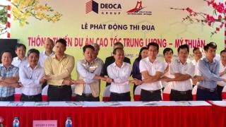 Thông toàn tuyến cao tốc Trung Lương- Mỹ Thuận trong năm 2020
