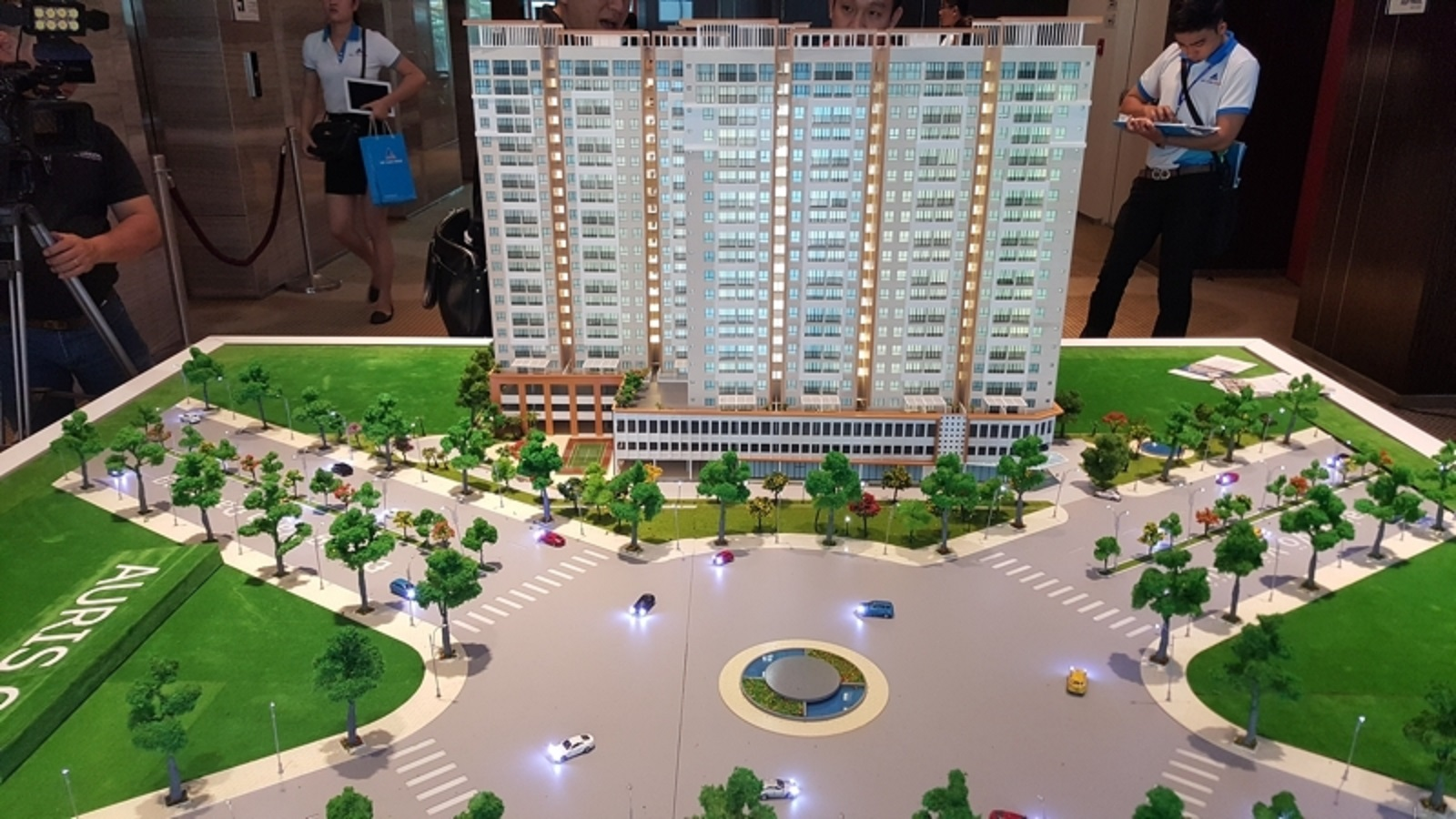 Tổng quan dự án Căn hộ Auris City