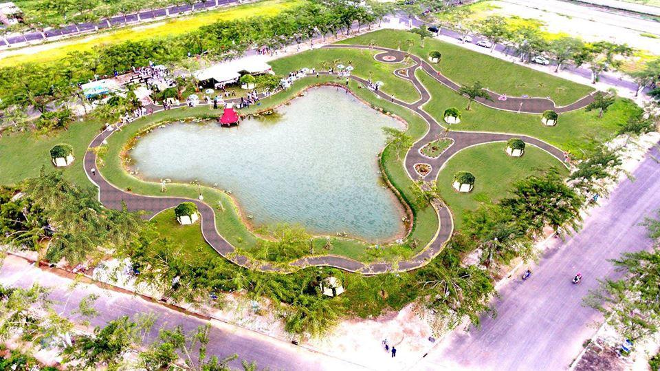 Công viên tại Hưng Gia Garden