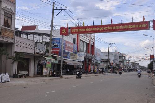 Giá đất Phước Vĩnh