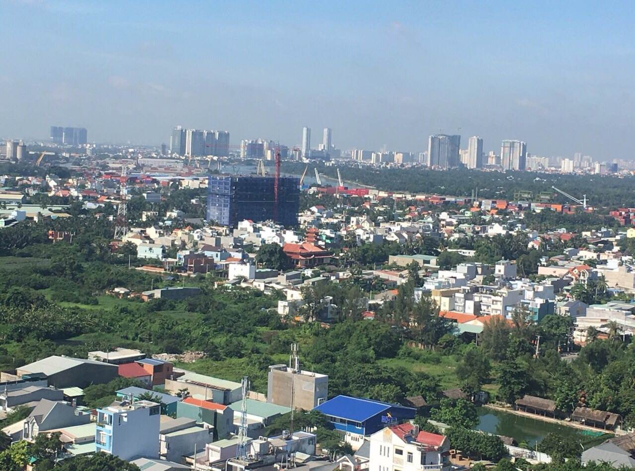 Tiến độ căn hộ Sai Gon Metro Park