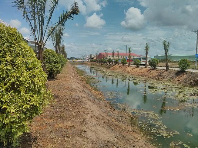 Dự án Vista Land gần cầu vượt Củ Chi 1